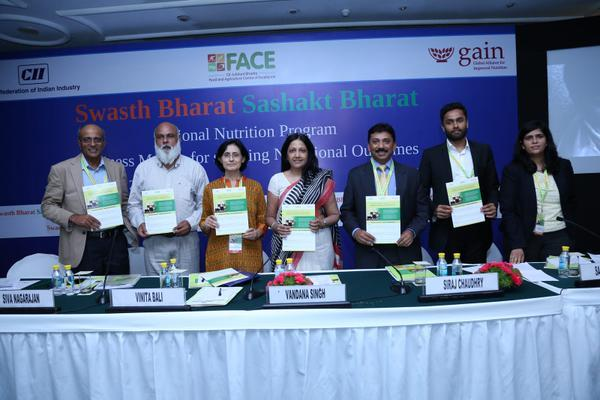 CII FACE launched the CII Resource Centre : Business4Nutrition, which is a path breaking initiative and the maiden CII foray in the area of nutrition, under Food Safety.